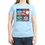 Makom Ohr Shalom Women's Light T-Shirt