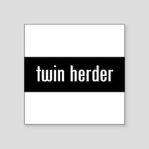 Twin herder Sticker