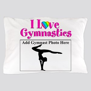 GYMNAST LOVE Pillow Case