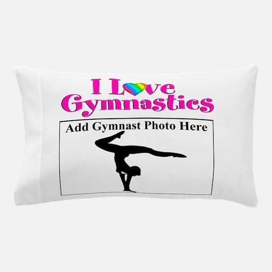GYMNAST LOVE Pillow Case