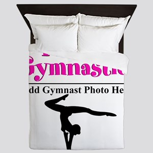 GYMNAST LOVE Queen Duvet
