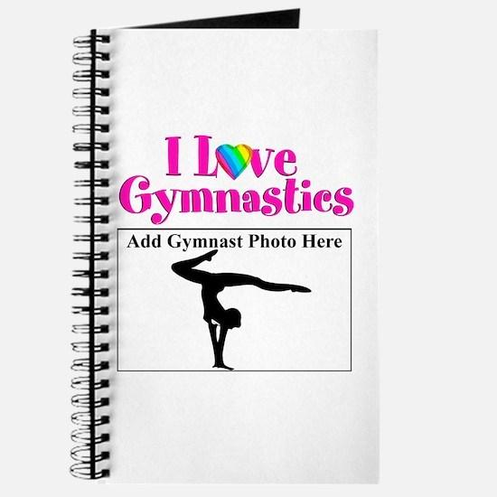 GYMNAST LOVE Journal