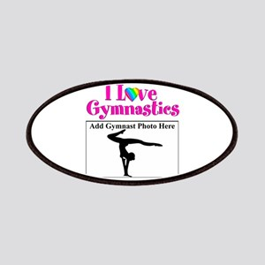 GYMNAST LOVE Patches