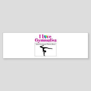 GYMNAST LOVE Sticker (Bumper)