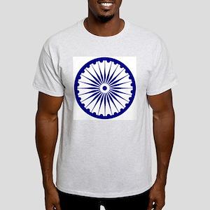 Ashoka Chakra Light T-Shirt