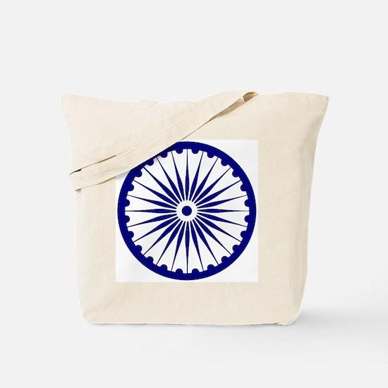Ashoka Chakra Tote Bag