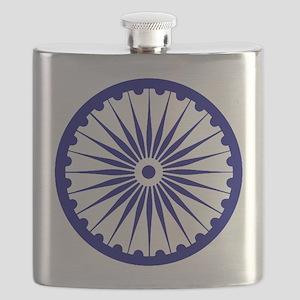 Ashoka Chakra Flask
