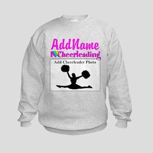 AWESOME CHEER Kids Sweatshirt