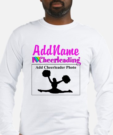 AWESOME CHEER Long Sleeve T-Shirt