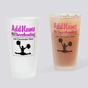 AWESOME CHEER Drinking Glass