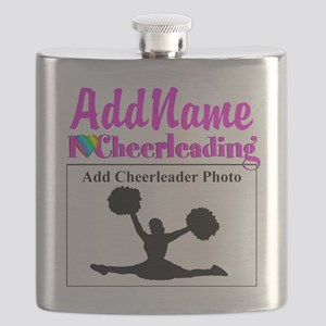 AWESOME CHEER Flask
