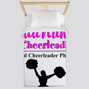AWESOME CHEER Twin Duvet