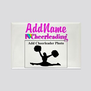 AWESOME CHEER Rectangle Magnet