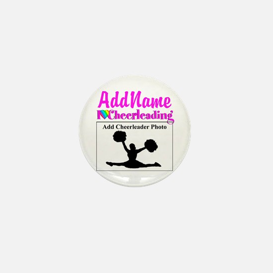 AWESOME CHEER Mini Button