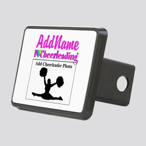 AWESOME CHEER Rectangular Hitch Cover