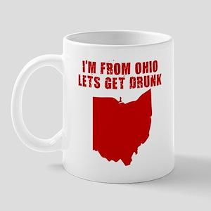 OHIO STATE SHIRT T-SHIRT FUNN Mug