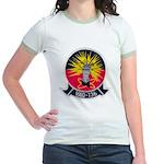 VAQ-136 Jr. Ringer T-Shirt
