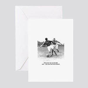 Jack was Left-handed Greeting Cards (Pk of 10)