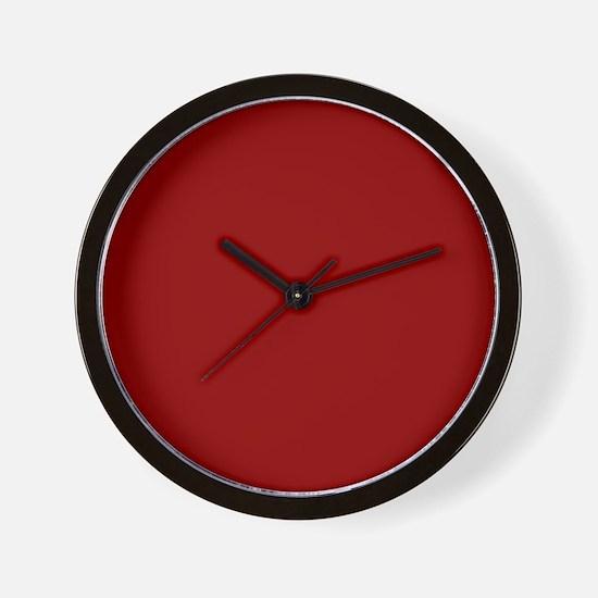 Cute Texas tech red raiders Wall Clock