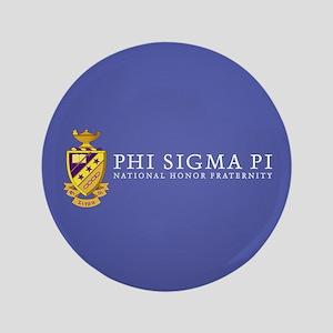 Phi Sigma Pi Logo Button