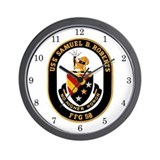 Uss samuel b roberts ffg58 Basic Clocks