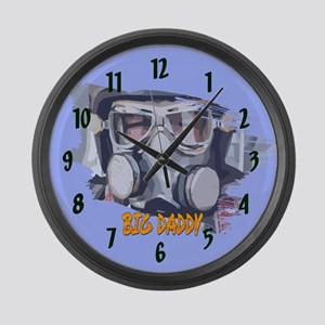 Big Daddy Large Wall Clock