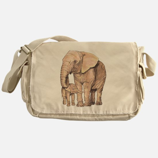 Cute Animals Messenger Bag
