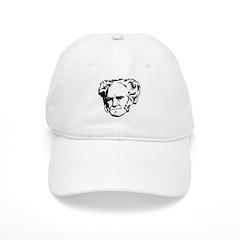 Strk3 Schopenhauer Baseball Cap