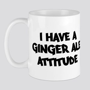GINGER ALE attitude Mug