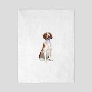 AmericanFoxhound1 Twin Duvet