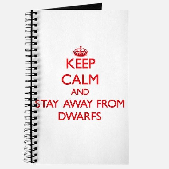 Cute Red dwarf Journal