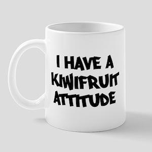 KIWIFRUIT attitude Mug