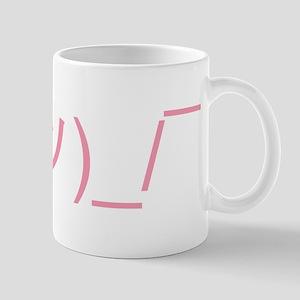 LOL IDK Emoticon Mugs