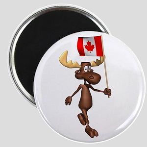 Cool Moose Magnet