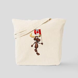 Cool Moose Tote Bag