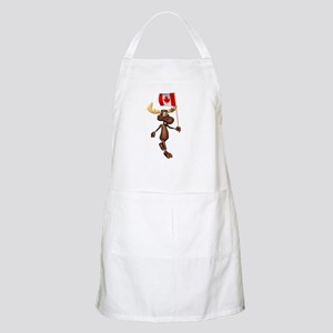 Cool Moose BBQ Apron