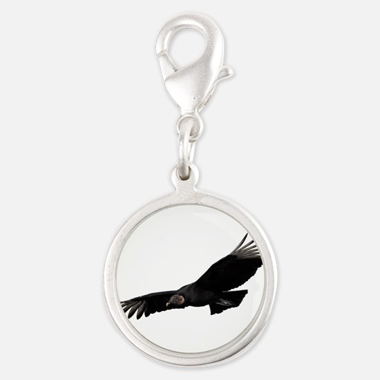 Black Vulture Charms