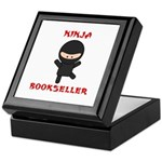 Ninja Bookseller Keepsake Box