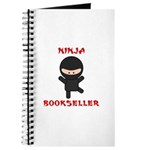 Ninja Bookseller Journal