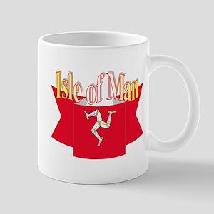Isle of man ribbon Mug