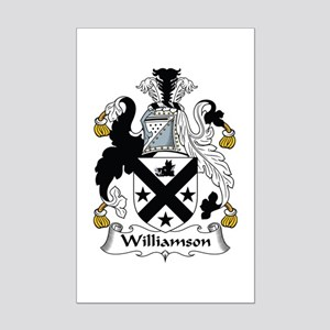 Williamson Mini Poster Print
