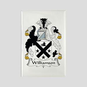 Williamson Rectangle Magnet