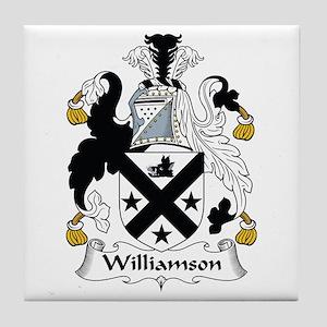 Williamson Tile Coaster