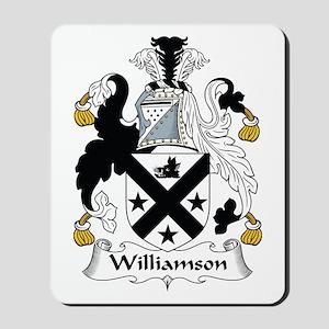 Williamson Mousepad