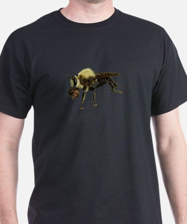 Robber Fly with Lunch T-Shirt