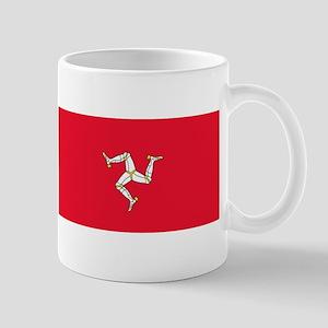 Flag of Mann Mug
