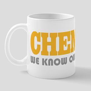 Funny Chemist Mug