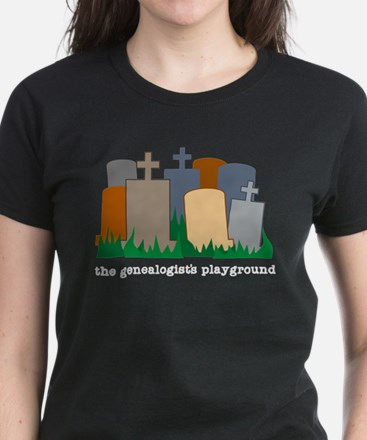 Playground Women's Dark T-Shirt