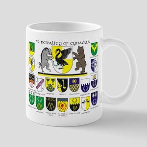 Cynagua Branches Mug