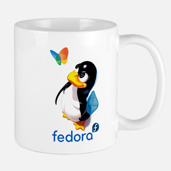 Tux Swat-Fedora Stainless Steel Travel Mugs